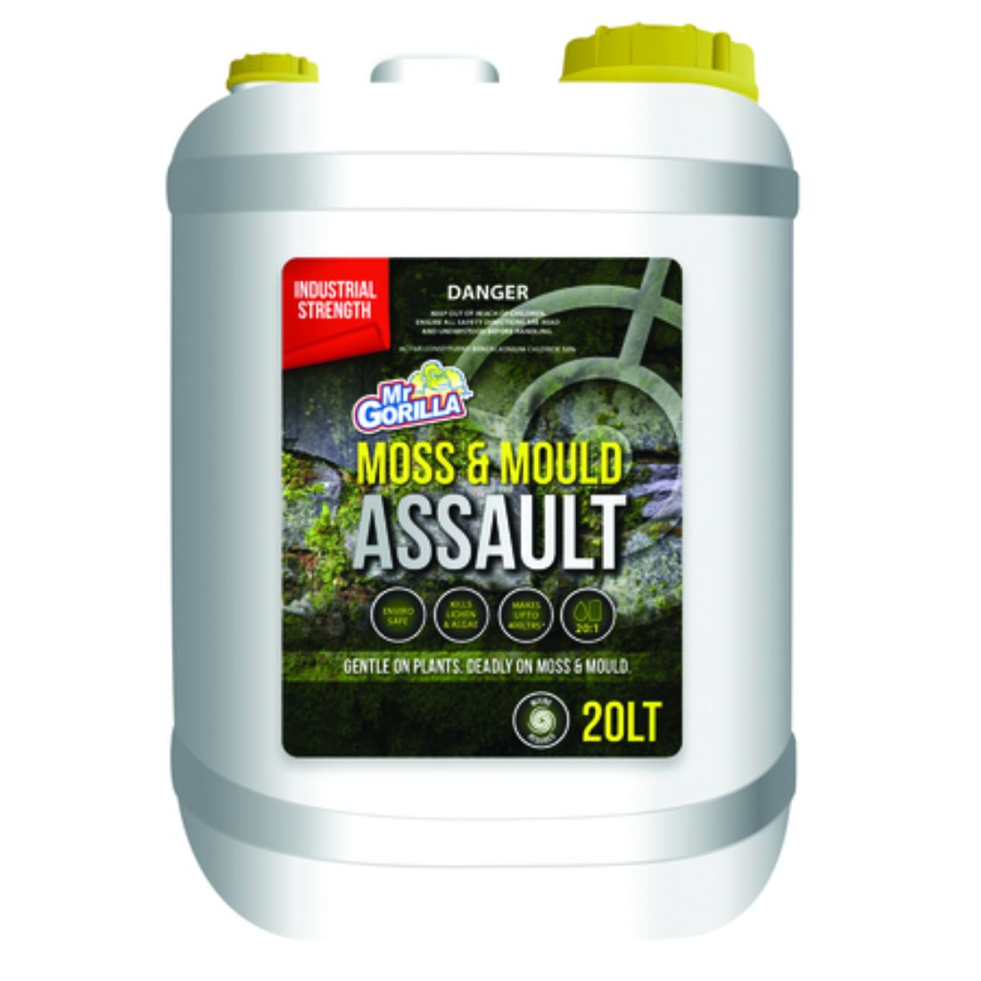 Moss & Mould Concentrate 20L
