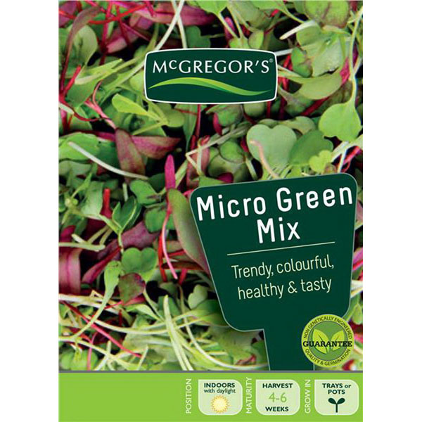 Micro Green Mix Vegetable Seed