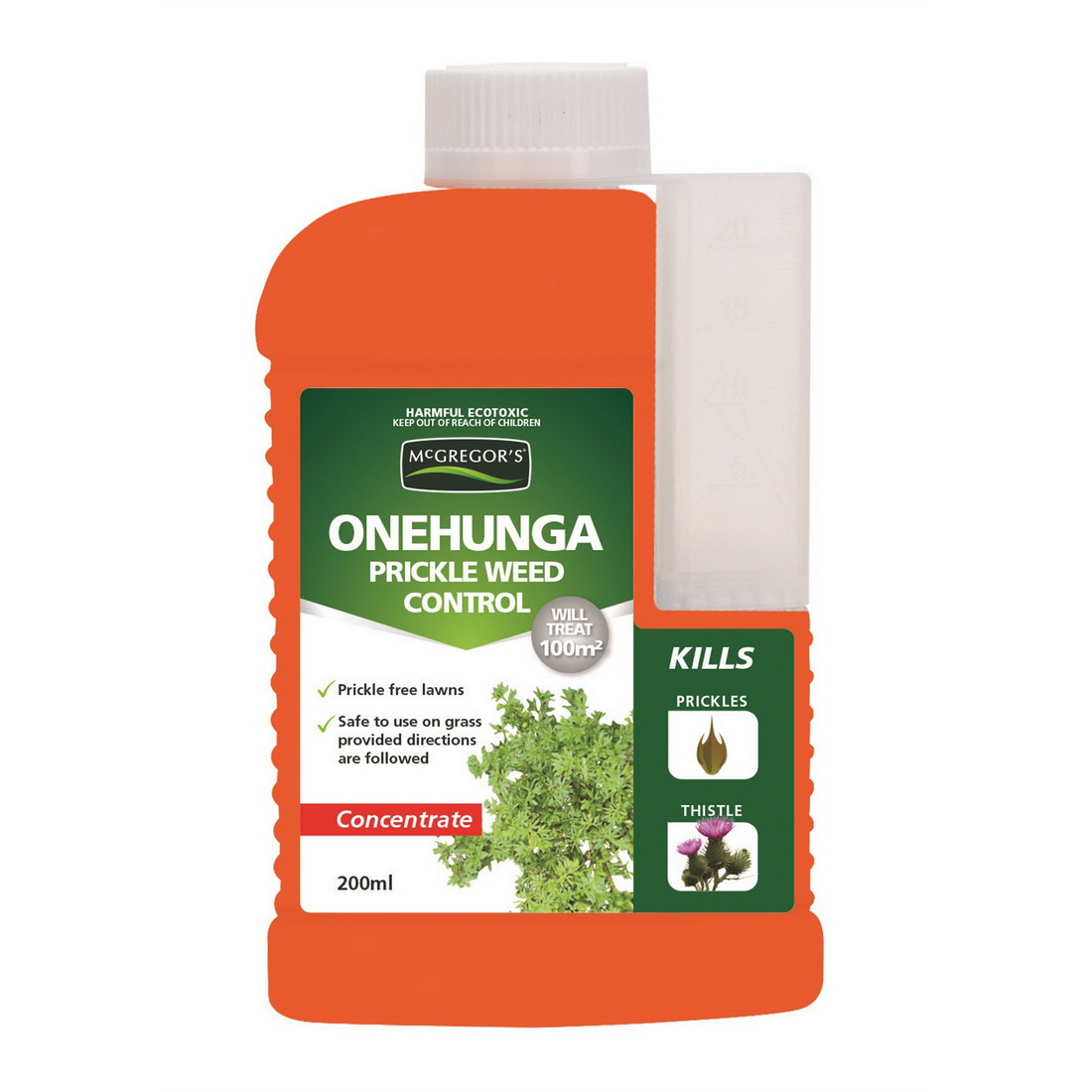 Weed Out 200mL Concentrate Onehunga Prickle Weed Control