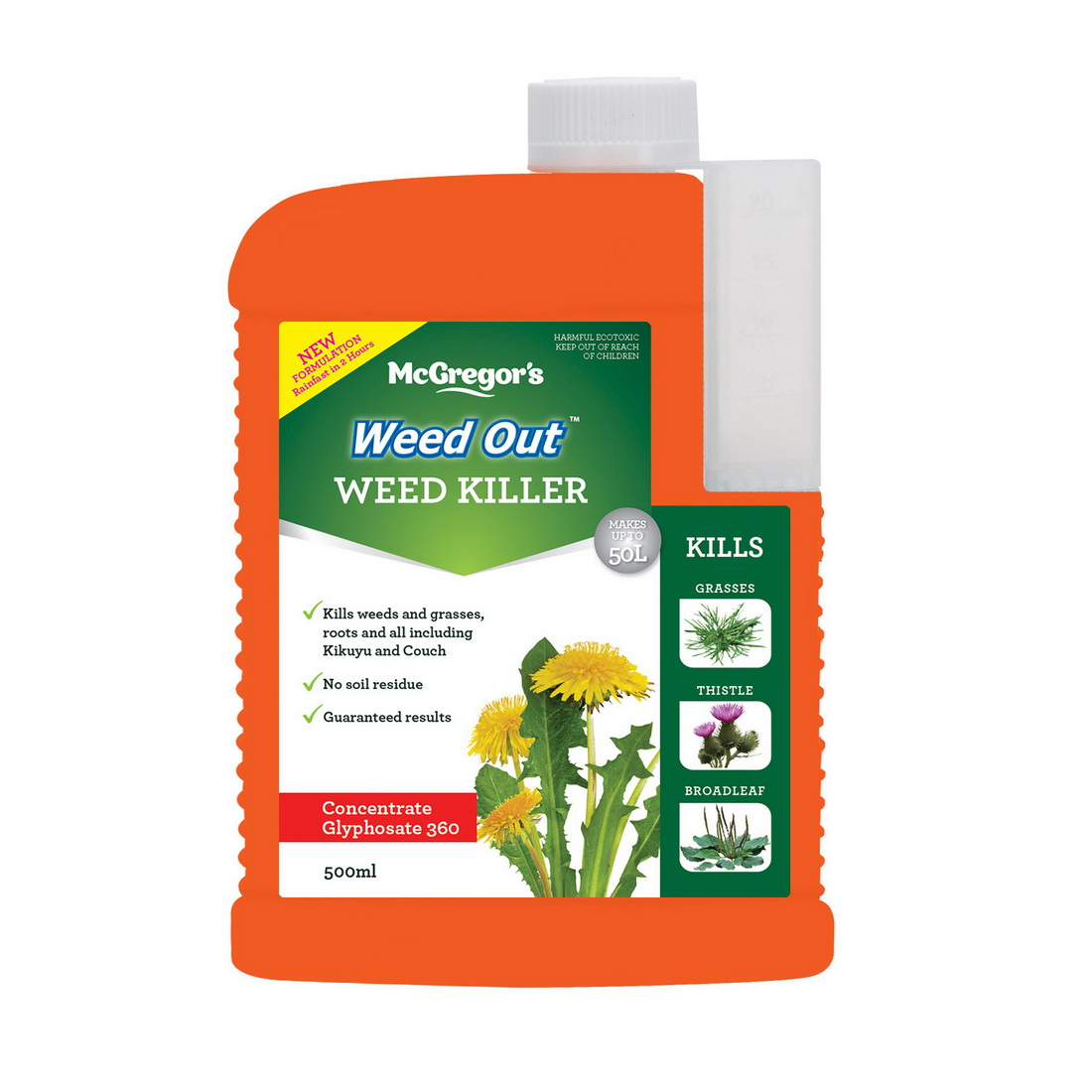 Weed Out 500mL Weed Killer