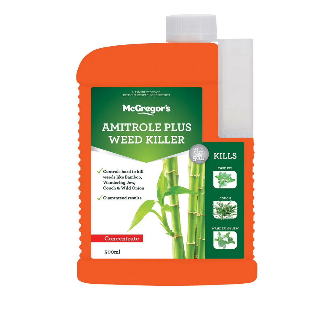 Weed Out 500ml Concentrate Amitrole Plus Weed Killer