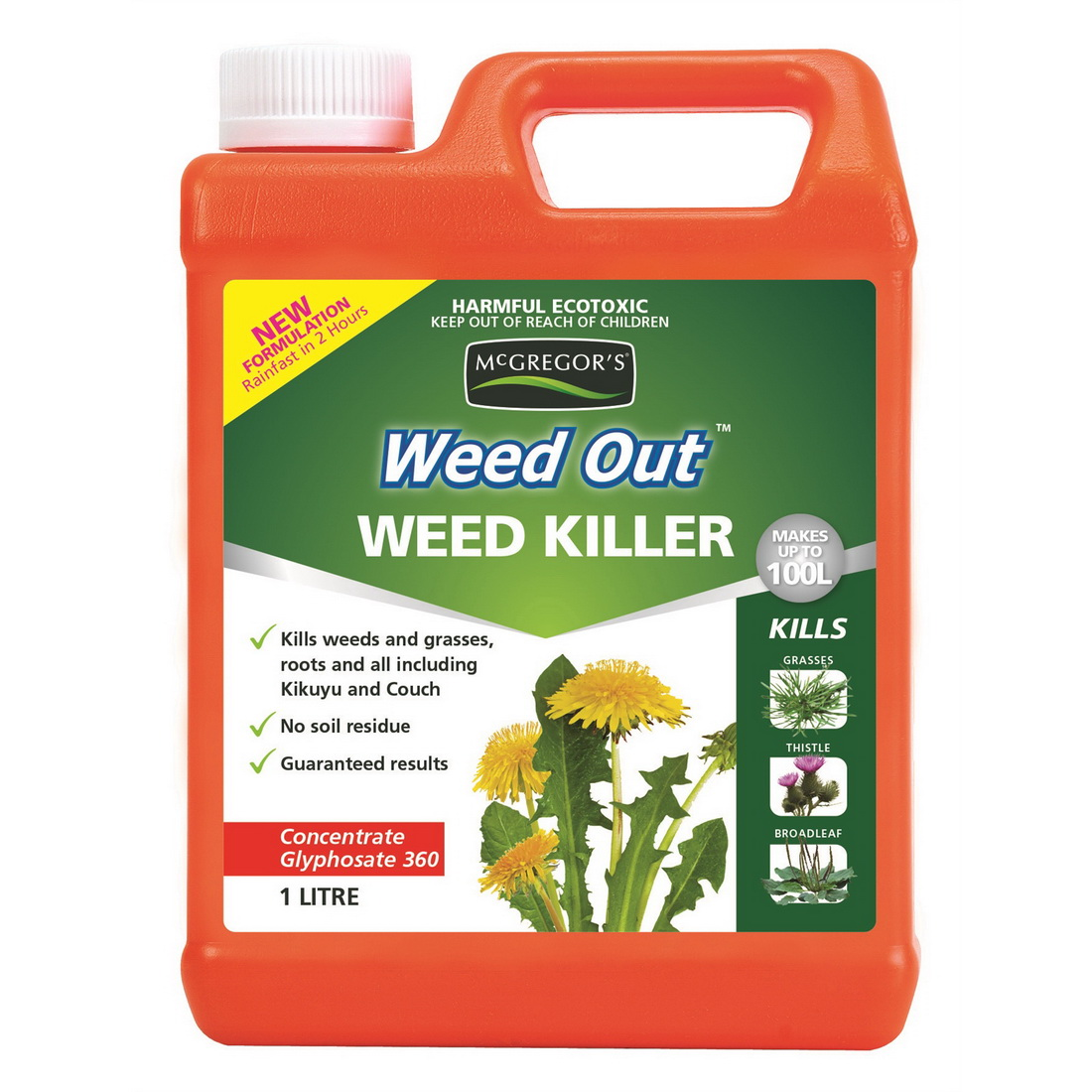 Weed Out 1L Weed Killer