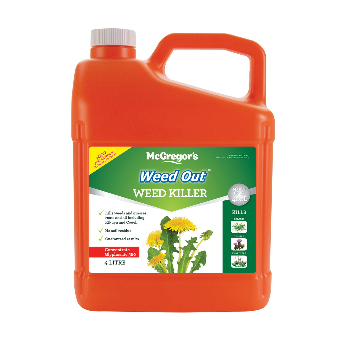 Weed Out 4L Weed Killer