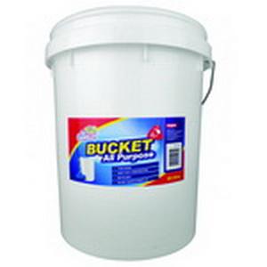 All Purpose Bucket 20L White