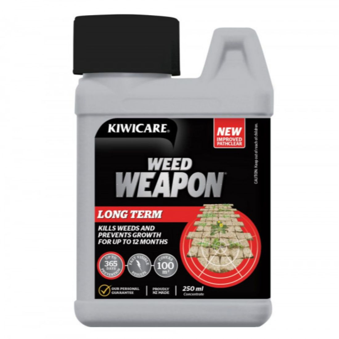 Weed Weapon Long Term Concentrate Weed Control 250ml