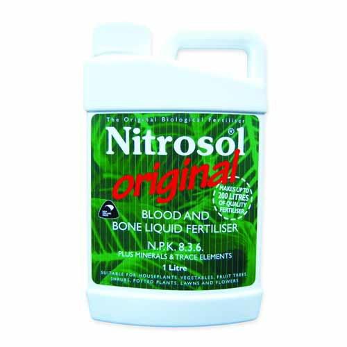 Tui Nitrosol Original Fertilizer 1 L Brown NSORI1