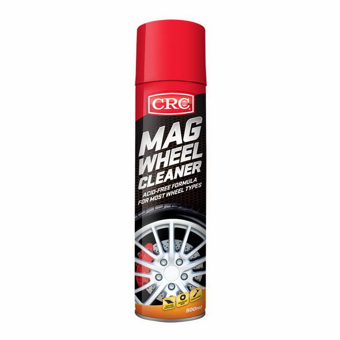CRC Mag Wheel Cleaner 500mL Aerosol 9302