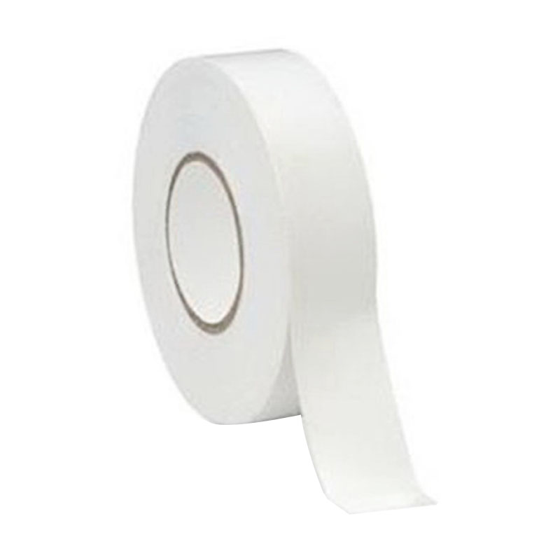 20m x 19 x 018mm Insulation Tape White