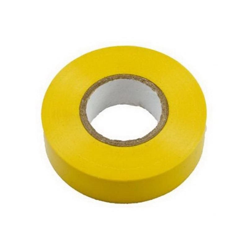 20m x 19 x 018mm Insulation Tape Yellow
