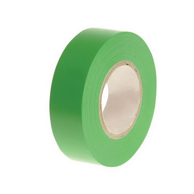 20m x 19 x 018mm Insulation Tape Green
