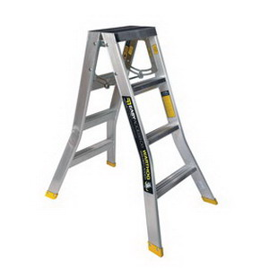 Warthog Double Sided Ladder 1.2m
