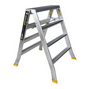 Warthog Platform Ladder 8 Step