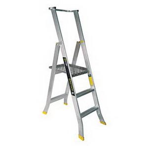 Warthog Platform Ladder 3 Step