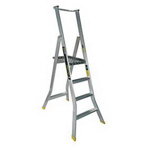 Warthog Platform Ladder 4 Step