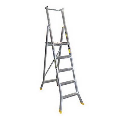 Warthog Platform Ladder 5 Step