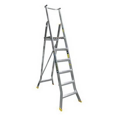 Warthog Platform Ladder 6 Step