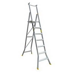 Warthog Platform Ladder 7 Step