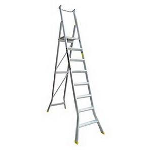 Warthog Platform Ladder 8 Step
