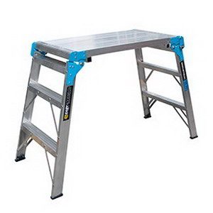 3 Step Work Platform 450mm 150kg