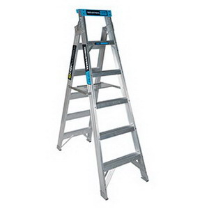 Dual Purpose 6-Step Ladder 1.8-3.3m 150kg