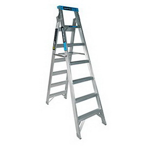 Trade Series Dual Purpose Ladder 7 Step 150kg