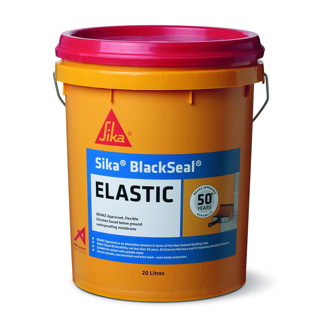 Blackseal 20L Elastic LBP Waterproofing Membrane