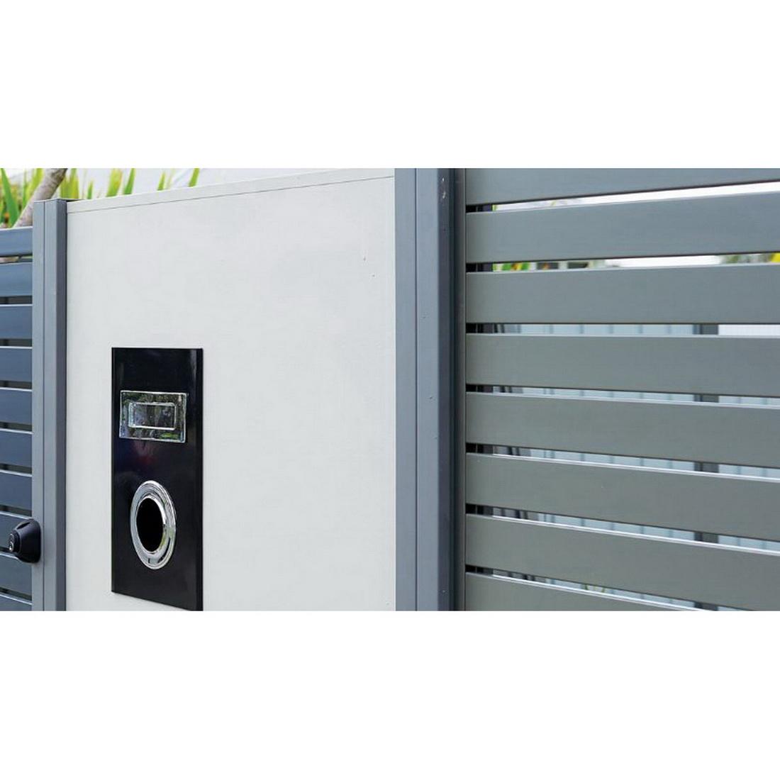 Styleline 1.5/0.3 Fence Panel 1800 x 2420mm