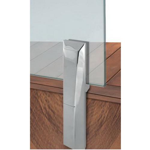 Kaweka Friction Fit Side Mount Spigot Stainless Steel