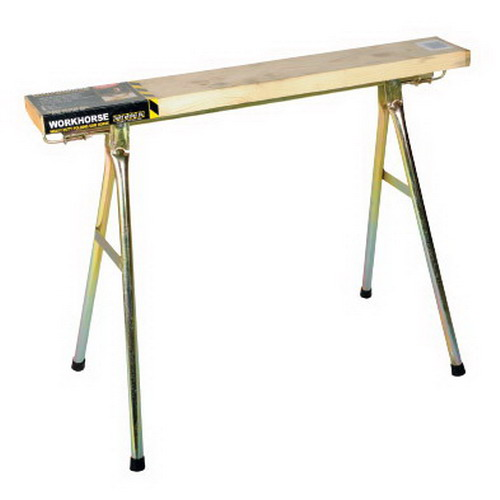 Workhorse Sawhorse Large Quiklatch 2 Pack