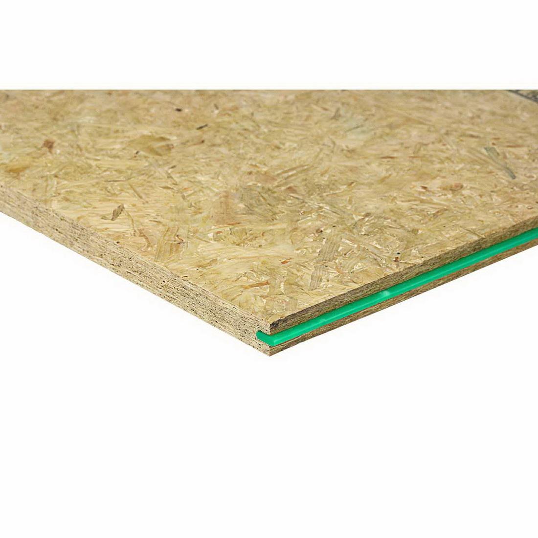 Laminex Strandfloor Tongue & Groove Wood Panel 2400 x 1200 x 20mm H3.1 Treated 8511281