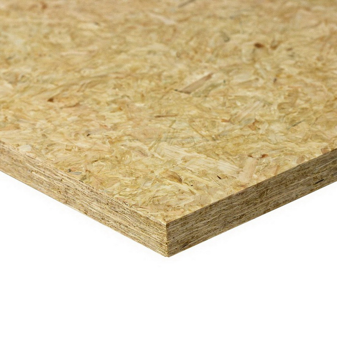 Strandfloor 2400 x 1200 x 20mm Square Edge Wood Panel H3.1 Treated