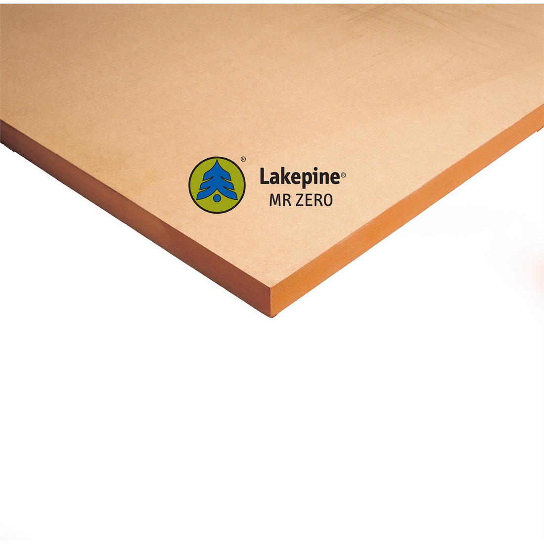Lakepine Thin Standard MDF Panel 2440 x 1220 x 3 mm 8601148