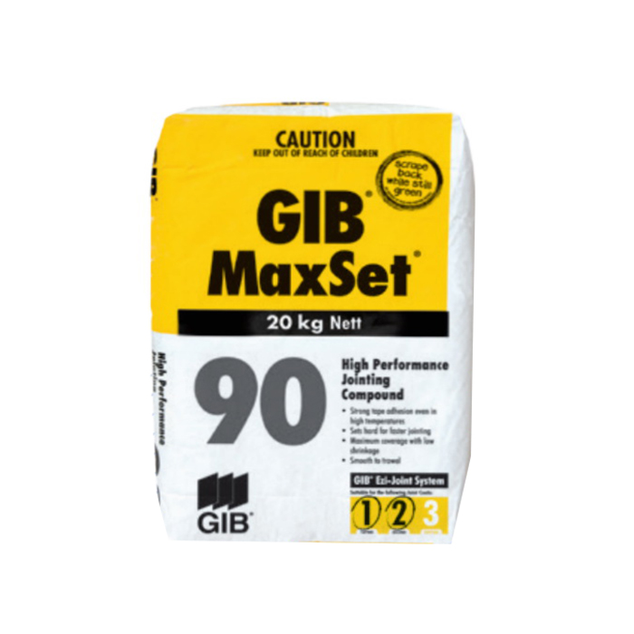 Maxset 90 20Kg High Performance Jointing Compound