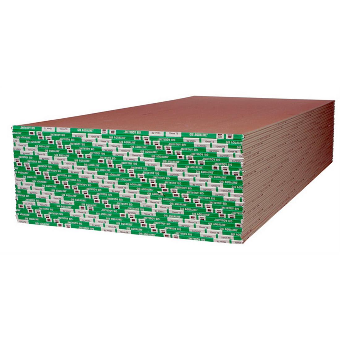 Aqualine Plasterboard 2400 x 1200 x 13mm 12531