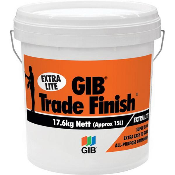 Trade Finish Xtra Lite 17.6kg