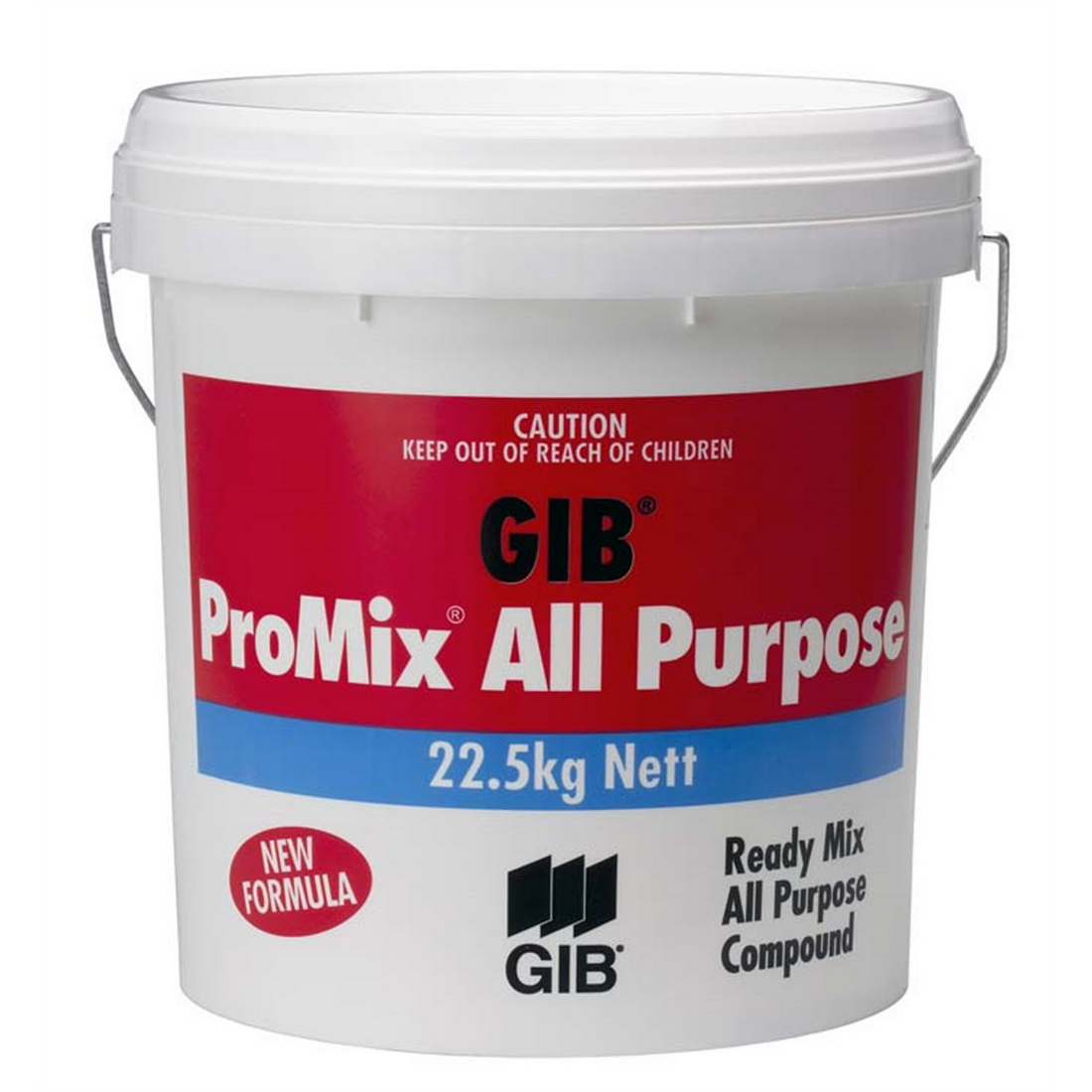 ProMix Air Drying Readymix All Purpose Compound 22kg Pail
