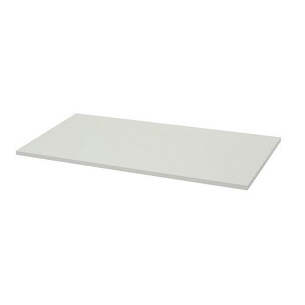 Sims Element Shelf 1200 x 400mm White 1240-1