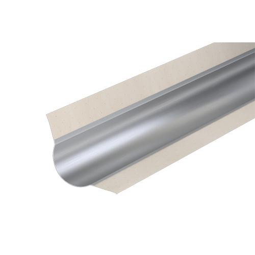Goldline G1-B External Trim Standard Bullnosemoulding 2400mm Galvanized Steel 90 deg