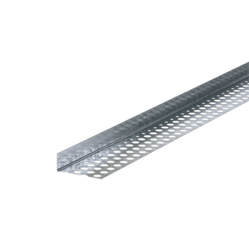 P27 Plaster Stopping Angle 30 x 3000 x 16mm Galvanized Steel