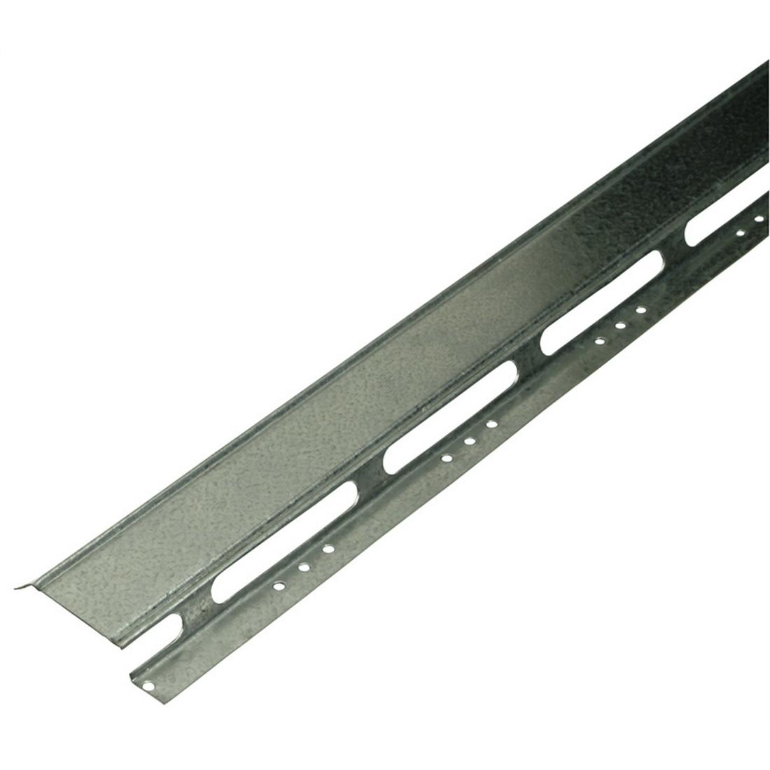 Rail Control Rail 3000mm x 68mm x 80mm Silver