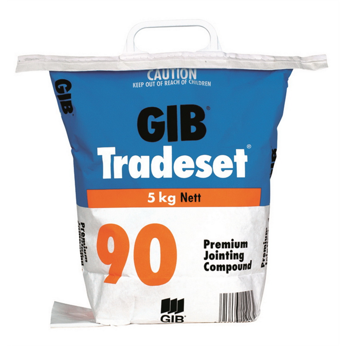 Tradeset 90 Setting Jointing Compound 5kg Bag