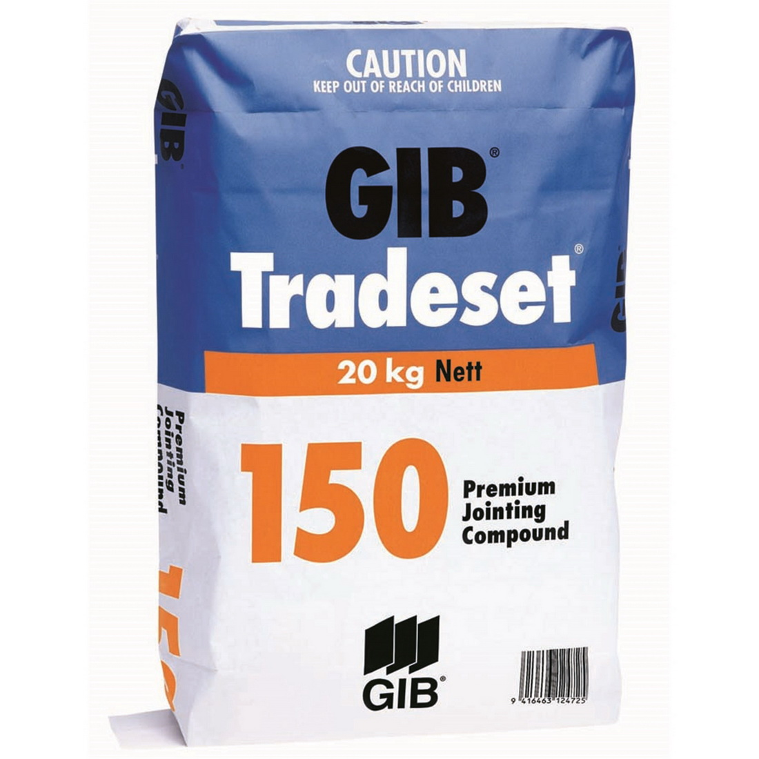 Tradeset 150 Setting Jointing Compound 20kg Bag
