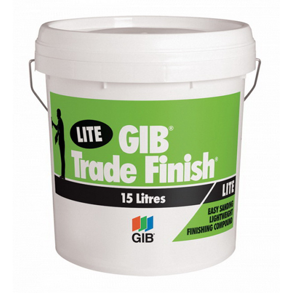 Trade Finish Lite Air Drying Compound 15 L Pail 15174
