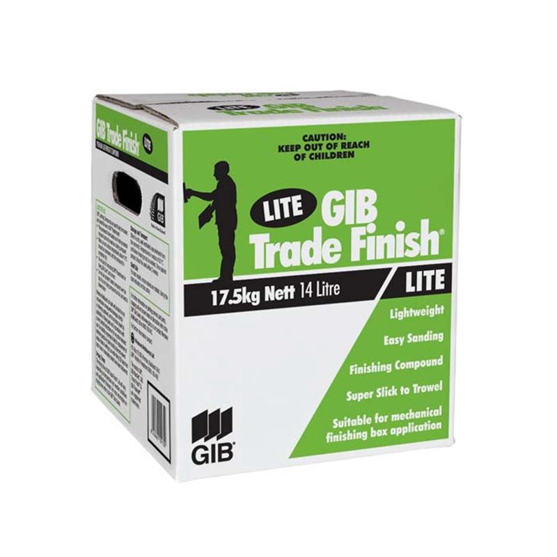Trade Finish Lite 4L Finishing Compound