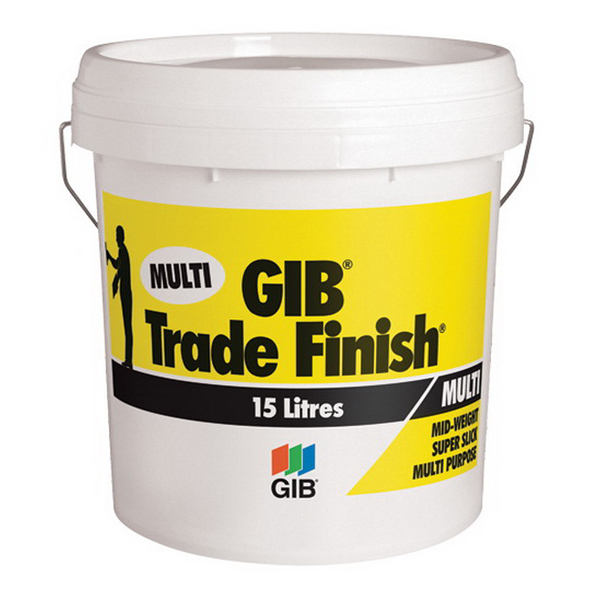 Trade Finishmulti Air Drying Compound 15L Pail