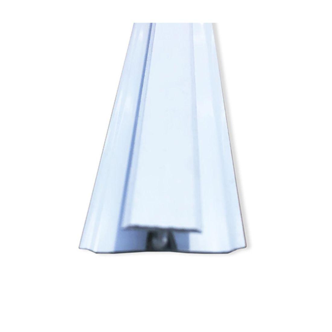 PVC Jointer 12.5 x 2400mm White