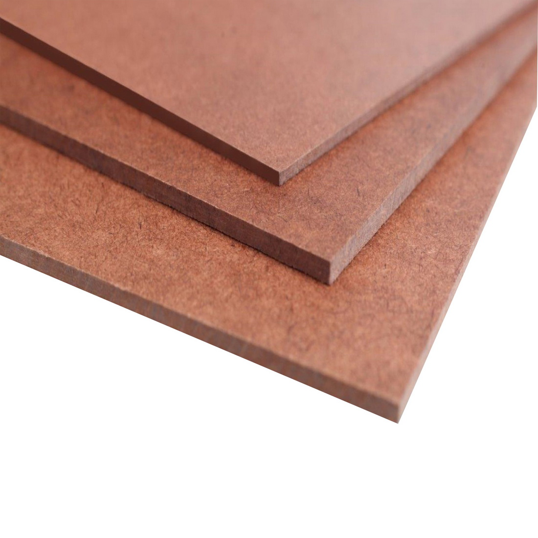 2440 x 1200 x 4.5mm Tempered Hardboard Smooth Two Side