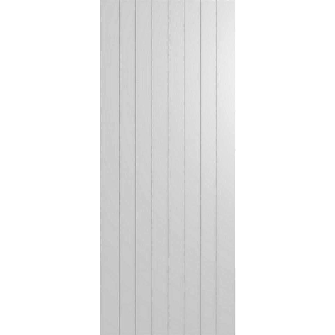 Doors Accent HAG11 Interior Door 1980 x 710 x 35mm Hollow Core Pre-Primed MDF Skin HAG11710