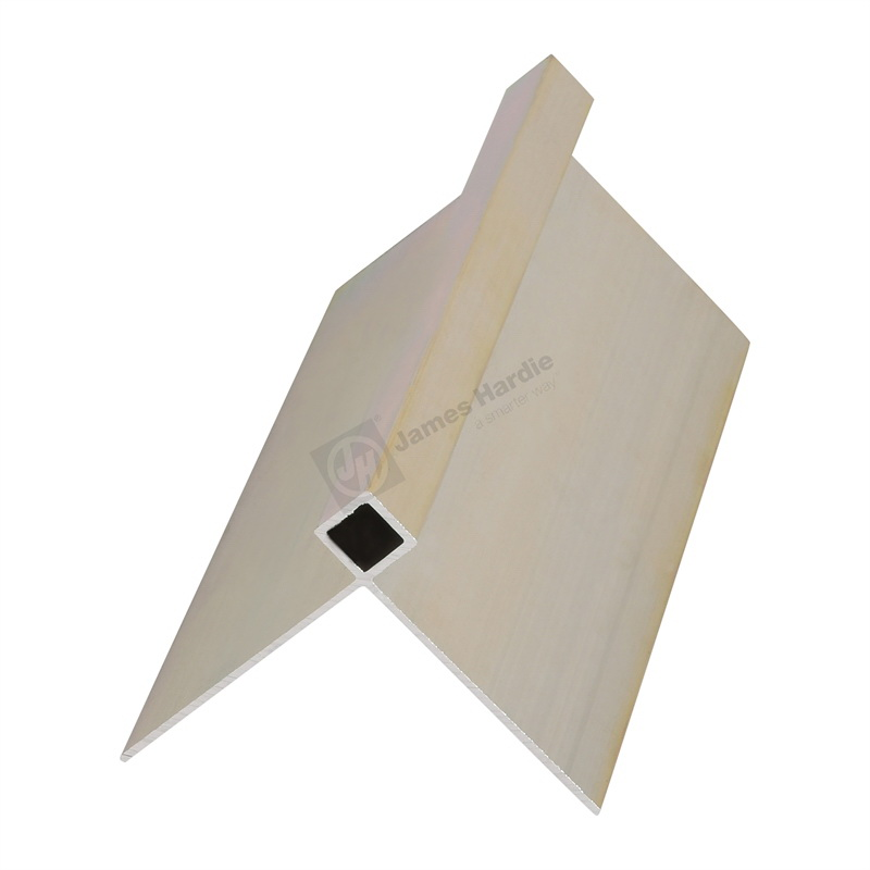 9mm Panel Aluminium External Box Corner 2450mm Etch Prime