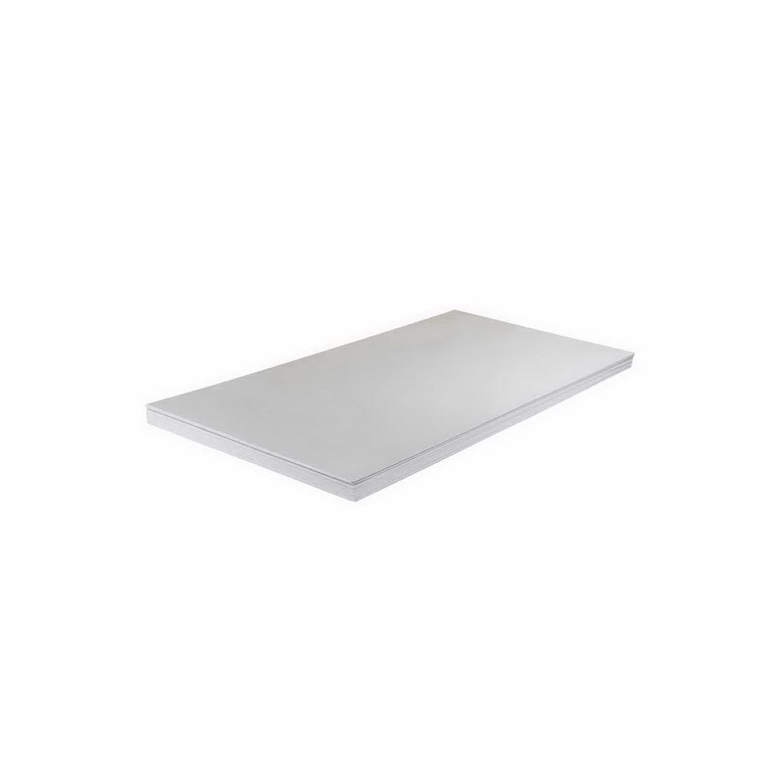 HardieGlaze 2700x1200x6mm Premium Wall Lining White